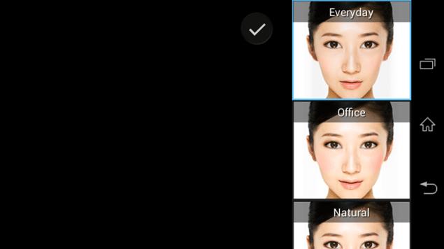 Скачать и установить Portrait retouch для смарфтонов Sony Xperia