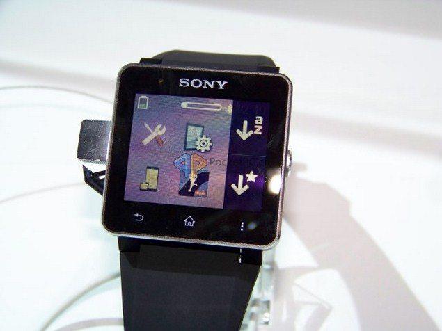 Новые возможности интерфейса в обновлении 1.0.B.4.80 для Sony SmartWatch 2