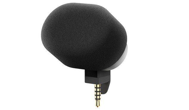 Стереомикрофон Sony STM10 - обзор аксессуара для Xperia Z2