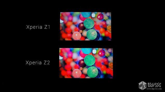 Подробнее о технологии Live Colour LED в дисплее Sony Xperia Z2