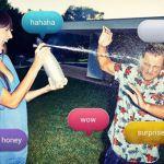 """Появилось новое приложение для камеры Sony Xperia – """"Voice balloon photo"""""""