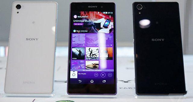 Возможна задержка выхода Sony Xperia Z2 на российском рынке