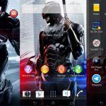 Robocop Theme – кастомная тема для Sony Xperia
