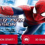 Квест Amazing Spider-Man Mission новый эффект дополнительной реальности для Сони Иксперия