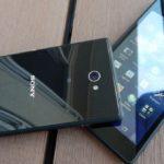Первые реальные фото с Sony Xperia M2 – гаджет в руках и сопоставление с Xperia Z2
