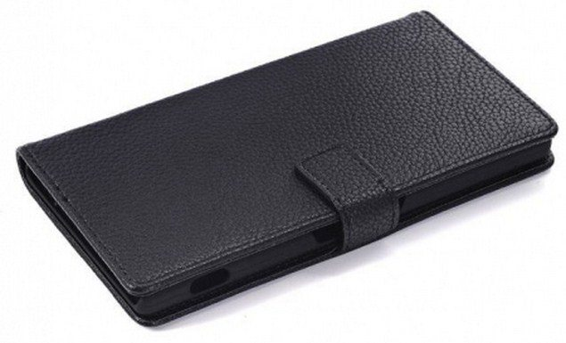 Кожаный чехол на Sony Xperia Z2 - стильный чехол по