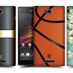 Head Case – кейсы на Sony Xperia C