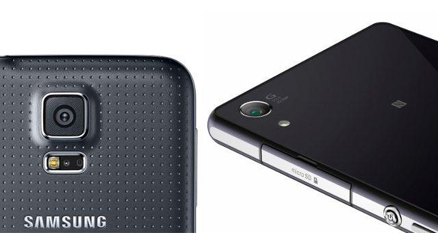 Sony Xperia Z2 и Samsung Galaxy S5 - сравнение фотографий сделанных камерами смартфонов