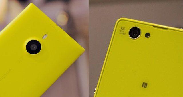 Sony Xperia Z1 Compact и Nokia Lumia 1520 - тест камер, сравнение фото