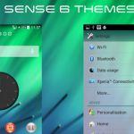 Тема Xperia Sense 6 – кастомная тема на Sony Xperia