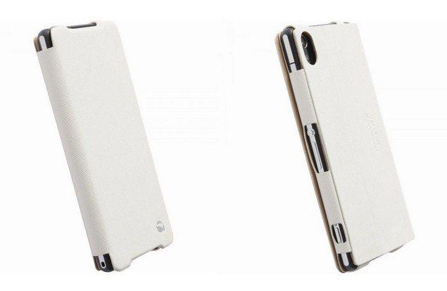 Флип-чехлы (чехол-книжка) и кейсы для Sony Xperia Z2