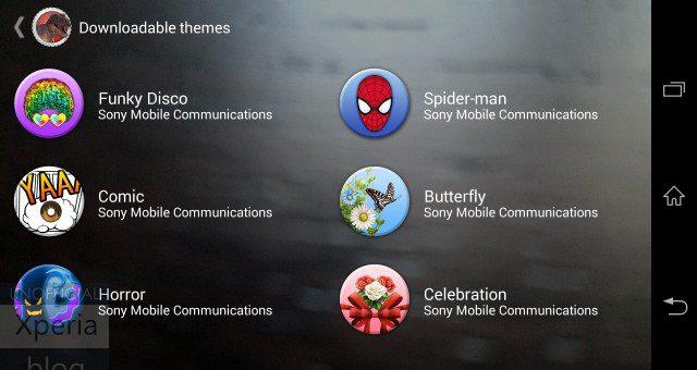 Обновление AR Effect для Sony Xperia и новые эффекты - скачать бесплатно