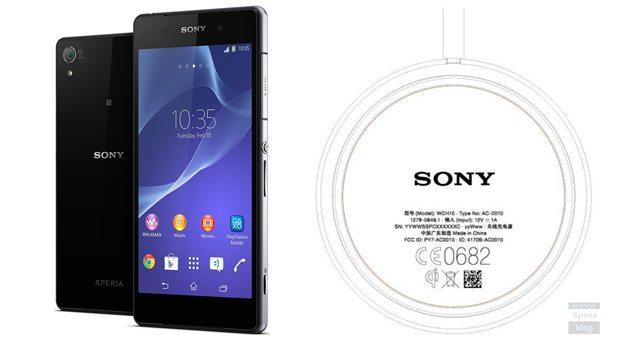 Индукционная беспроводная зарядка Sony WCH10 выйдет в июне