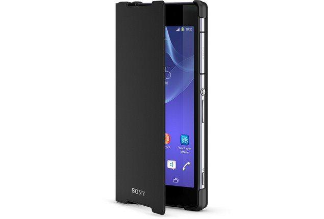 Чехол Sony  WCR12 для беспроводной зарядки Sony Xperia Z2