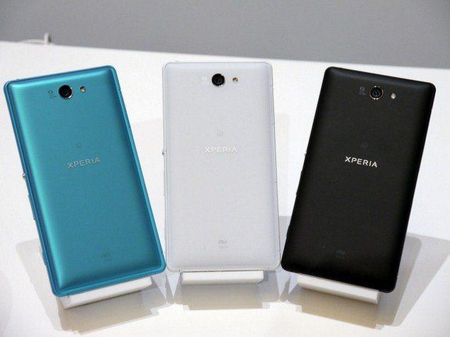 фото Sony Xperia ZL2 - фотографии в руках, видео, сравнение с Иксперия Z1