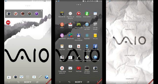 Для Sony Xperia Скачать Темы