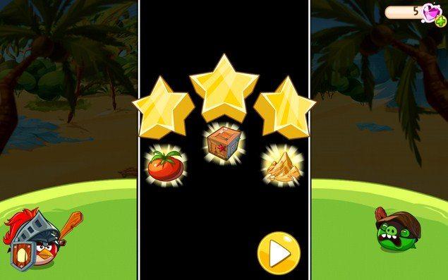 РПГ игра Angry Birds Epic для Sony Xperia Z2, Z1, Compact, Z, Ultra, C, M, Tablet, ZL, ZR, SP