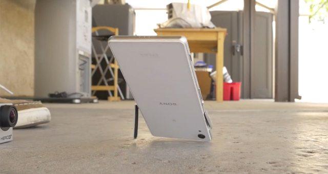 Видео дроп тест Sony Xperia Z2. Устойчивость к падениям Иксперия Z2