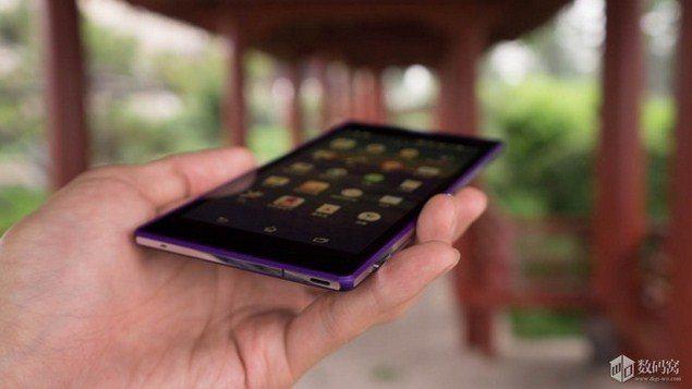 Sony Xperia T3 - изображения смартфона