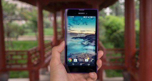 Sony Xperia T3 - изображения смартфона и примеры фотографий с камеры