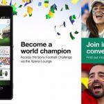 Официальным смартфоном Чемпионата мира по футболу стал Sony Xperia Z2