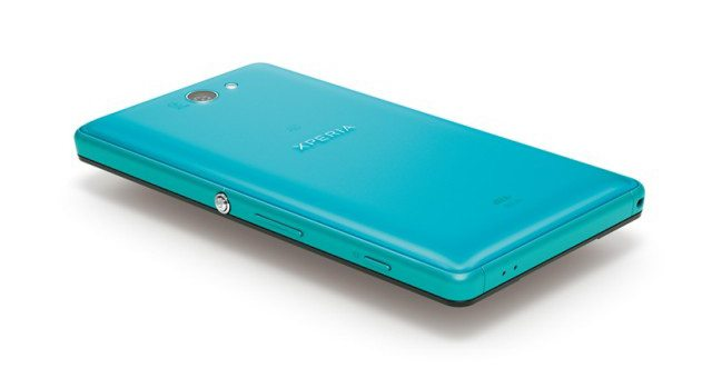 Представление Sony Xperia Z2A - мировая версия Xperia ZL2