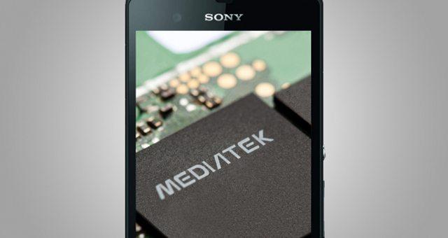 5 смартфонов Sony с чипом MediaTek могут увидеть мир в 2015 году