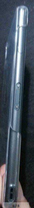 Фото с предполагаемым Sony Xperia Z3 Compact