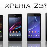 "Новые данные о характеристиках Xperia Z3 – почти тот же ""Z2"""