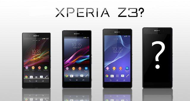 Новая утечка характеристик Sony Xperia Z3