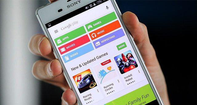Скачать Google Play Market (Плей Мркет) на Android смартфоны и планшеты и Sony Xperia