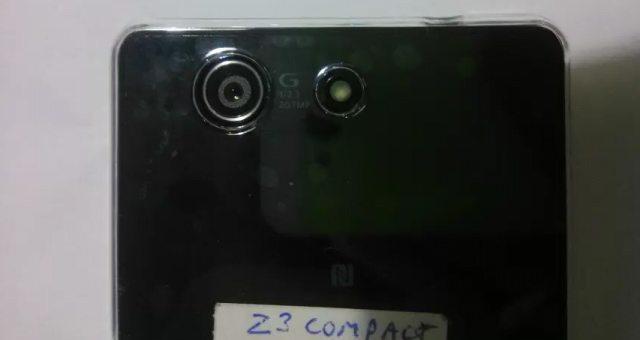 Размеры и фотографии Sony Xperia Z3 и Xperia Z3 Compact