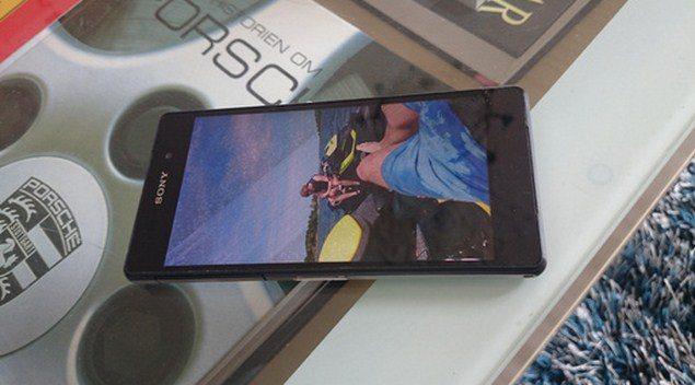 Sony Xperia Z2 пролежал на глубине 10 метров 6 недель и нормально работает