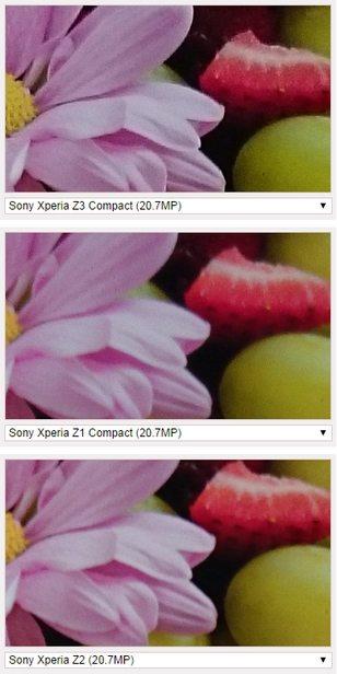 Примеры фото с Sony Xperia Z3 Compact - сравнение с Xperia Z2 и Z1 Compact