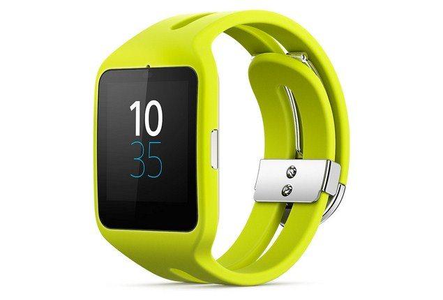 Новые часы Sony SmartWatch 3  - основные характеристики