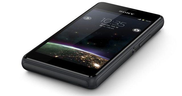 Готовится смартфон Sony Xperia E3
