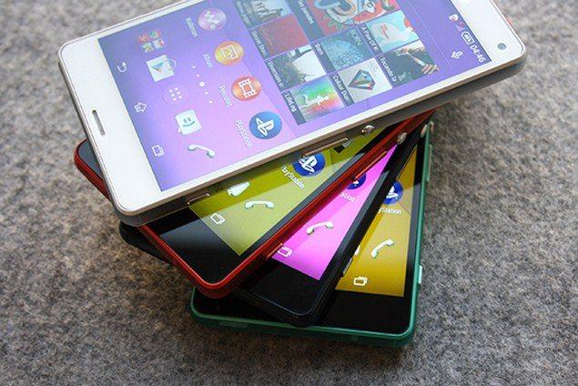 Первые реальные фото Sony Xperia Z3 Compact