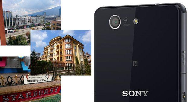 Примеры фото с Sony Xperia Z3 Compact