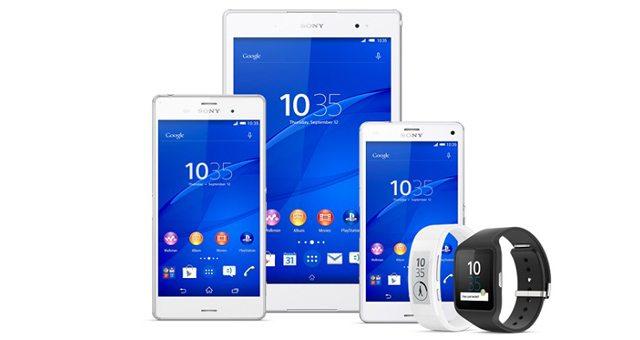 Sony Xperia Z3, Xperia Z3 Compact, Xperia Z3 Tablet Compact - приблизительные цены и время начала продаж