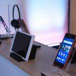 Видео с презентации Sony Xperia Z3, Z3 Compact и Xperia Z3 Tablet Compact в Москве