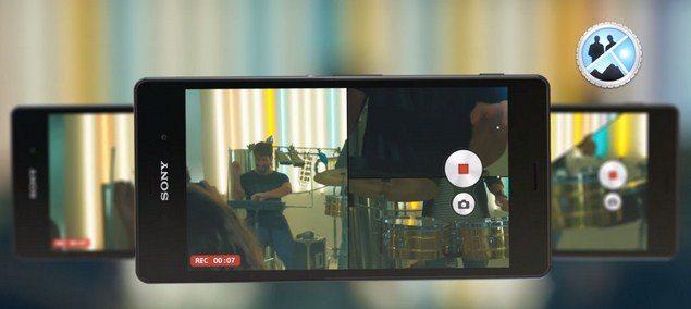 Новые приложения для камеры в Sony Xperia Z3