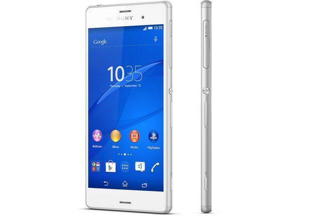 Смартфон Sony Xperia Z3 - предварительный обзор