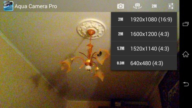 Камера для съемки под водой Aqua Camera Pro - затвор сенсором приближения