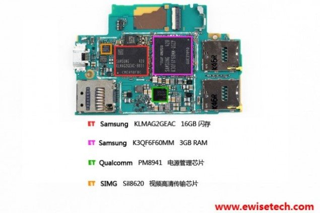 Процесс разборки Sony Xperia Z3 на фото - инструкция с описанием