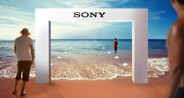 """Планируется открытие подводного магазина Sony """"Xperia Aquatech"""""""