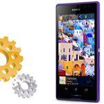 Sony Xperia C характеристики смартфона