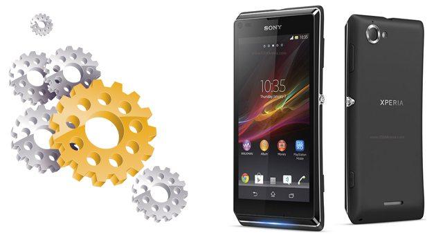 Подробнейшие технические характеристики Sony Xperia L