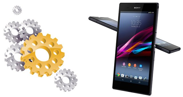 Подробные технические характеристики Sony Xperia Z Ultra