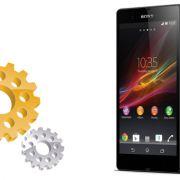 Список технических характеристик Sony Xperia Z