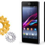 Технические характеристики смартфона Sony Xperia Z1